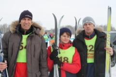 команда Р-Теченской СОШ