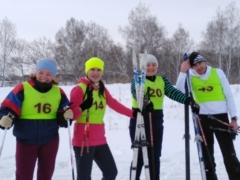 команда Петровской СОШ